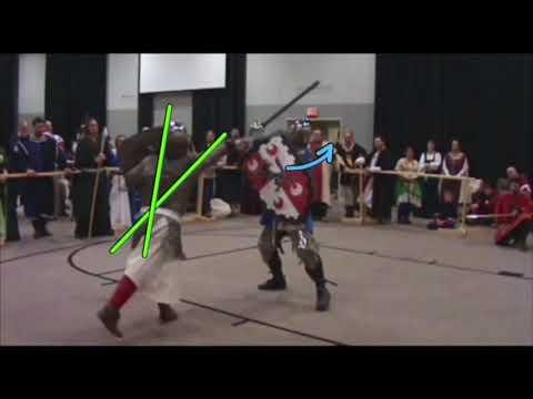 Medieval Combat Video Review: Duke Brannos vs. Duke Logan