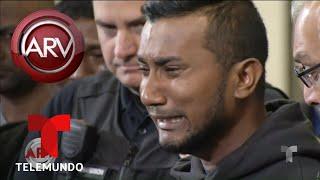 Arrestan a indocumentado que mató a policía en California | Al Rojo Vivo | Telemundo