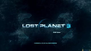 Lost Planet 3 gameplay (PC Game, 2013)