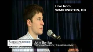 Midweek Politics with David Pakman - Attorney John Bonifaz Interview (2 of 2)