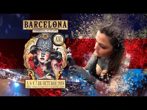 Barcelona Tattoo Expo 2018 | Killer Ink Tattoo