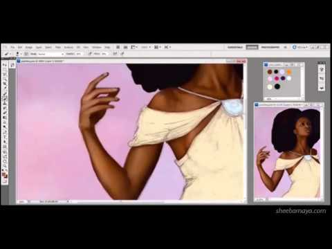 Digital Painting Essentials (SNIPPETS) – Hand Tutorial