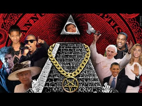 ILLUMINATI CHURCH Controls NEW WORLD ORDER AND Music Industry 2016