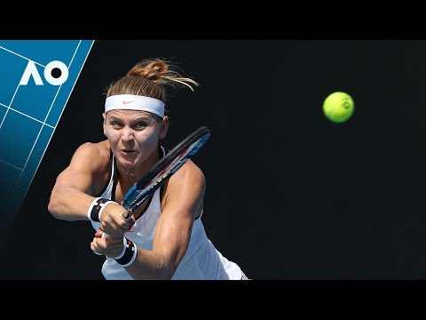 Safarova v Wickmayer match highlights (1R) | Australian Open 2017