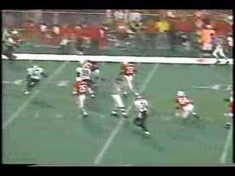 Will Shields Fumblerooskie run in 1992 Nebraska vs Colorado