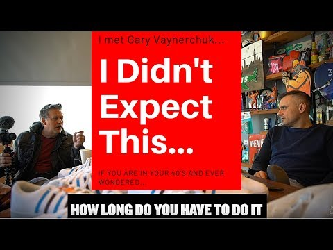 1 Question For Gary Vaynerchuk (I Didn't Expect This Answer...)