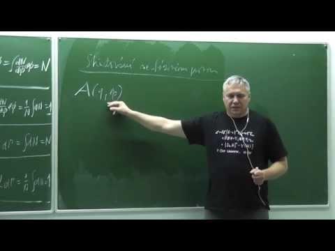 Statistická fyzika - Lekce 3.