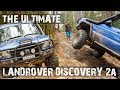 4x4 Extreme Land Rover Discovery 2 - 4wd Highlights 2015