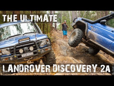 Land Rover Discovery 2a 4x4 | Extrem Modified 4wd | - 4wd Highlights 2015