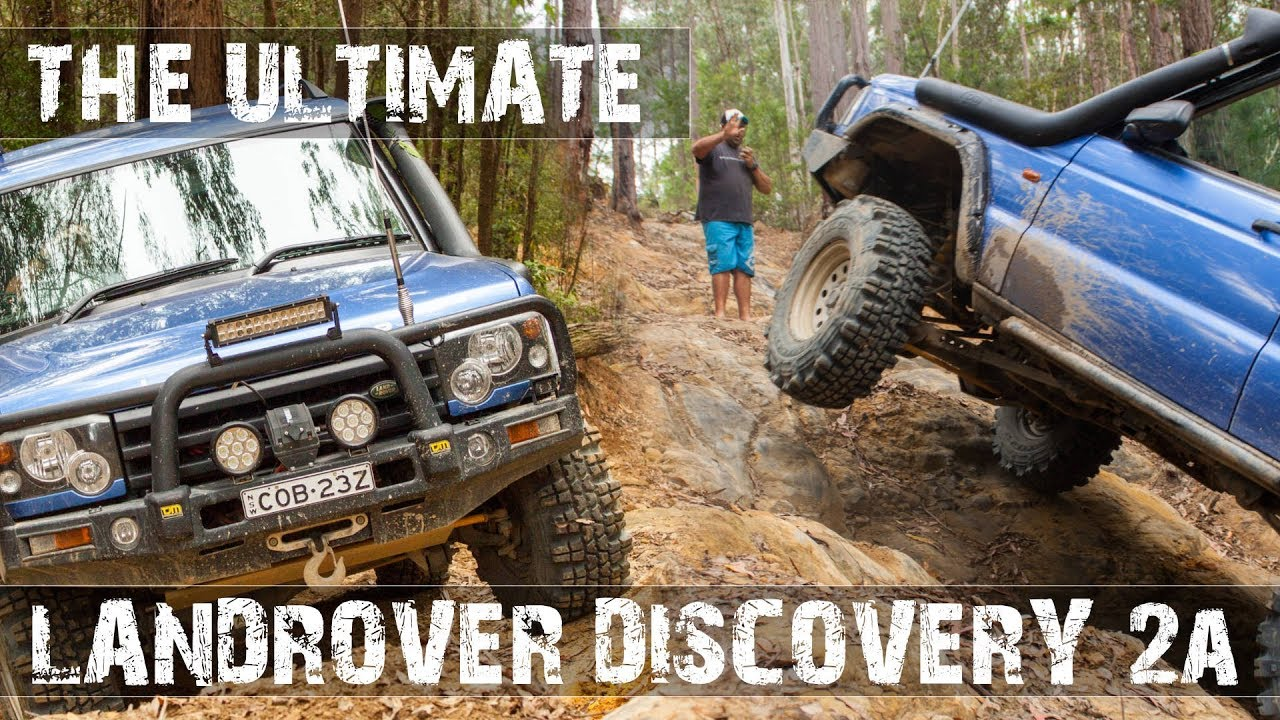 land rover discovery 2 extrem modified 4wd 4wd highlights 2015 youtube. Black Bedroom Furniture Sets. Home Design Ideas
