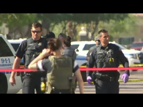 4 murders in recent days has Arizona police on edge
