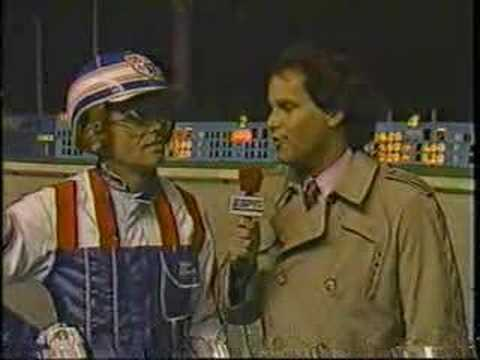 Bill O'Donnell - Live Breeders Crown Interview