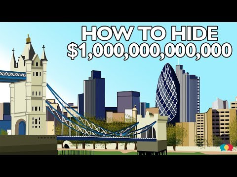 How To Launder A Trillion Dollars - In Five Steps