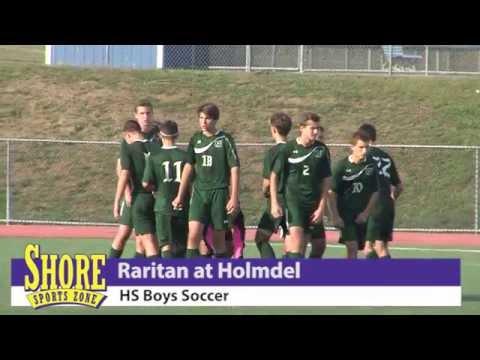 Holmdel 1 Raritan 0 Boys Soccer
