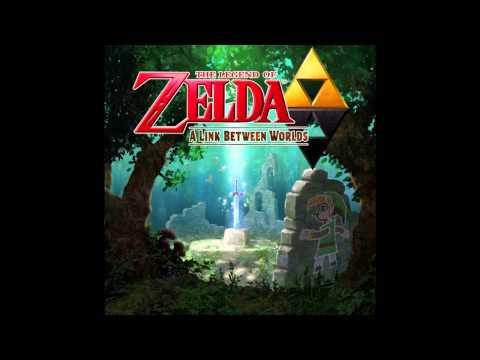 The Legend of Zelda: A Link Between Worlds Soundtrack - Fortune Teller
