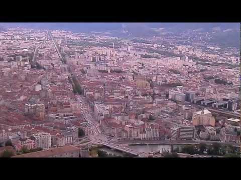 Grenoble visit france , 2012