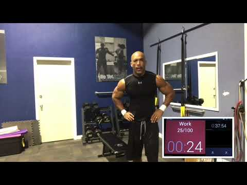 Hour Workout- FULL BODY Dumbbells & TRX - UMC (Ultimate Muscle Confusion )