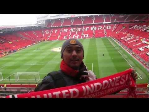 Manchester & Old Trafford Trip 2012