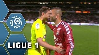 Olympique Lyonnais - Girondins de Bordeaux (1-1)  - Résumé - (OL - GdB) / 2014-15