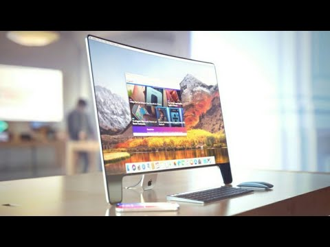 New Imac 2020.The 2019 Imac Imac Pro Redesign Youtube