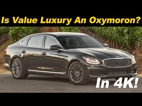 2019 / 2020 Kia K900 (K9) | The Best Car Nobody Knows About
