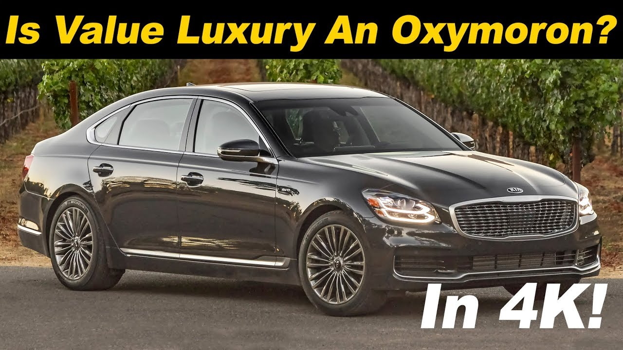 2019 Kia K900 K9 Complete Review The Best Car Nobody Knows About
