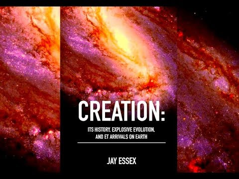 The Creation Series Book III Now Available, ETs & All  (4-28