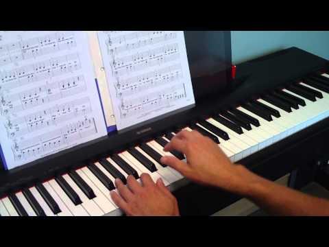 Piano Tutorial - Bluebird on My Shoulder - Primer Level - Gold Star