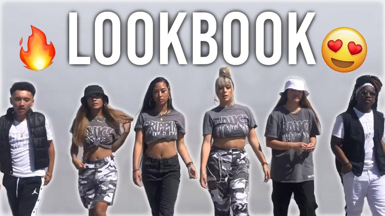 Dancing Lookbook | ft. Sauce Avenue