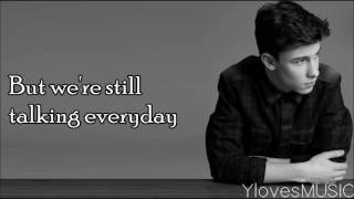 Shawn Mendes - Three Empty Words (Lyrics)