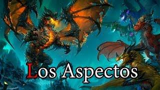 World of Warcraft el lore de Los Aspectos por Dange