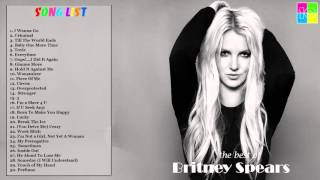 Best Songs Of Britney Spears l Britney Spears' 30 Biggest Billboard Hits ブリトニースピアーズ 検索動画 12