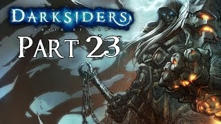 Darksiders 100% Walkthrough Part 23 ( The Dry Road )
