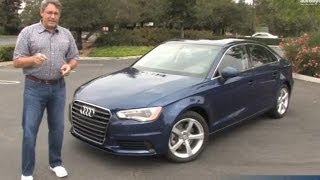 2015 Audi A3 Test Drive Video Review