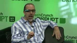 Astro Teller of Google[X]: Take Smart Risks All the Time | Disrupt NY 2014