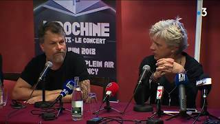 Indochine : Olivier, le fan nancéien devenu guitariste et compositeur du groupe