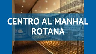 CENTRO AL MANHAL ROTANA 4* ОАЭ Абу-Даби обзор – отель ЦЕНТРО АЛ МАНХАЛ РОТАНА 4 Абу-Даби видео обзор