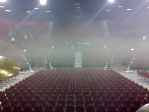 Soundcheck @ Grand West Arena South Africa