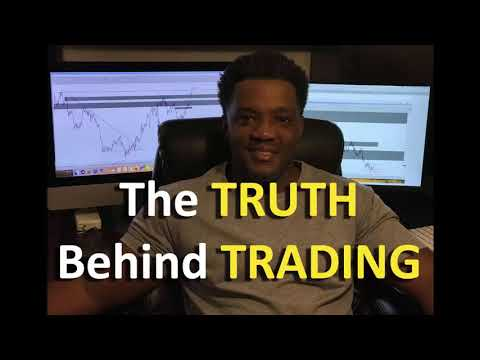 The Truth Behind Making Money From Trading (Forex, Crypto, Indexes, Commodities... You name it)
