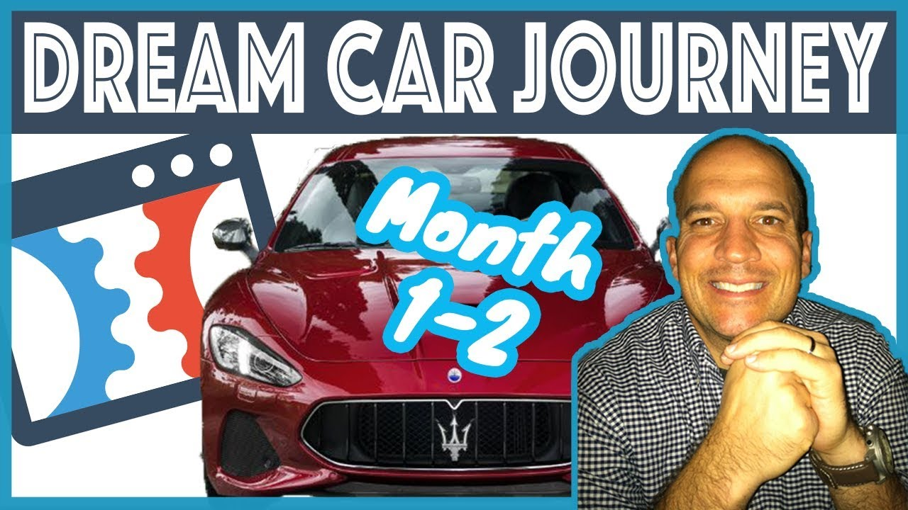 ClickFunnels Affiliate Marketing - Dream Car Journey Month 1-2