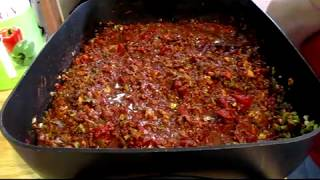 Thrive Life Cooking--Chicken Chili (No Beans)