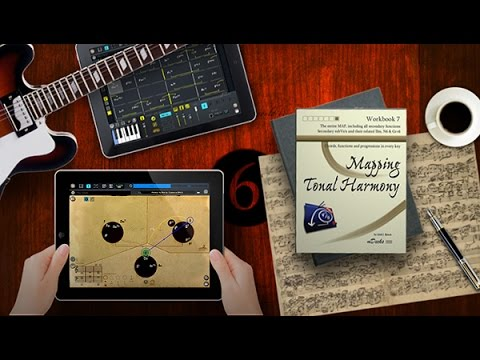 Mapping Tonal Harmony Pro: The Map (part 2) Music Education Video