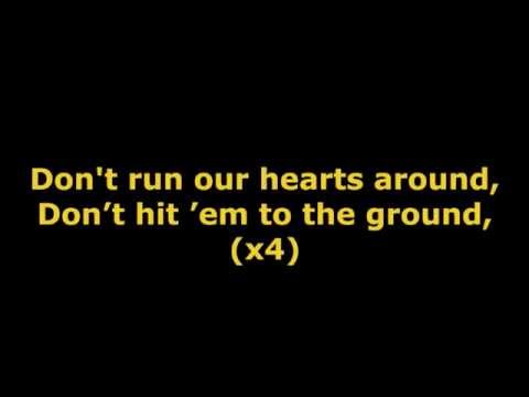 Black Mountain - Don't Run Our Hearts Around Lyrics