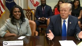 Omarosa says she would hand over all recordings to Robert Mueller