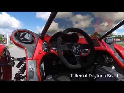 2015 Campagna T-Rex 16SP Fully Customized By T-Rex Of Daytona Beach