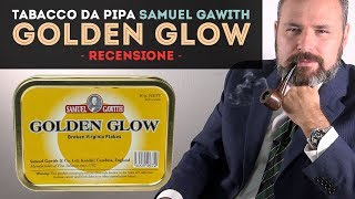 Tabacco da pipa GOLDEN GLOW - Recensione