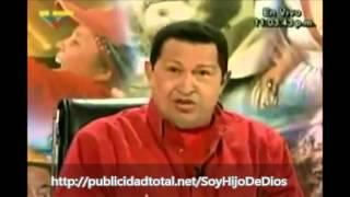 Muerte de Hugo Chavez - Motivo real  Su Blasfemia contra Dios