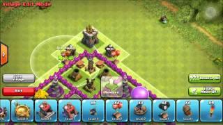 Clash of Clans: TH8 Farming base 4th mortar-Alex