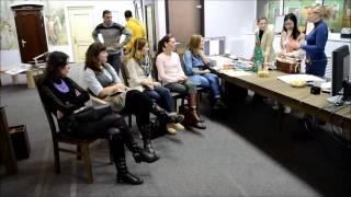 Семинар по витражам (часть 4)(Видеоотчёт о семинаре для дизайнеров на тему