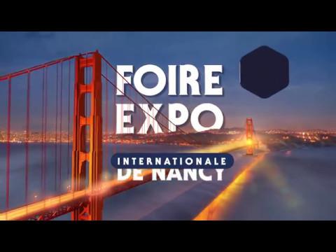 Foire expo internationale de nancy 2017 youtube for Foire expo niort 2017